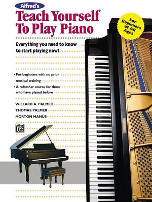 Alfred s Teach Yourself to Play Piano PDF