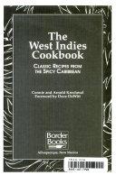 The West Indies Cookbook PDF