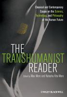 The Transhumanist Reader PDF