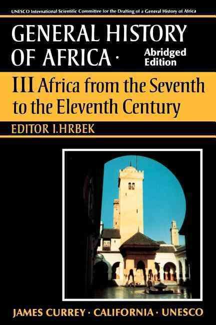 UNESCO General History of Africa, Vol. III, Abridged Edition