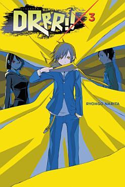 Durarara    Vol  3  light novel  PDF