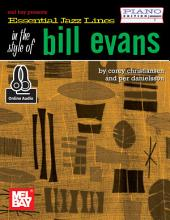 Essential Jazz Lines: In the Style of Bill Evans - Piano: In the Style of Bill Evans - Piano