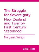 The Struggle for Sovereignty