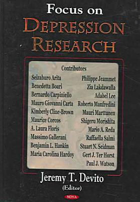Focus on Depression Research PDF