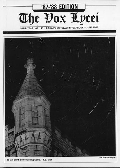 Vox Lycei 1987 1988 PDF