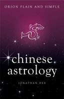 Chinese Astrology PDF