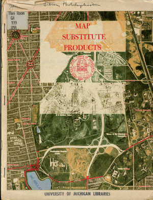 Map Substitute Products