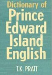 Dictionary of Prince Edward Island English PDF