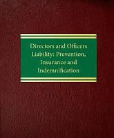 Directors and Officers Liability PDF