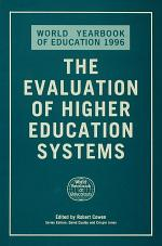 The Evaluation of Higher Education Systems