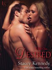 Desired: A Club Sin Novel