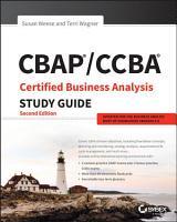 CBAP   CCBA Certified Business Analysis Study Guide PDF