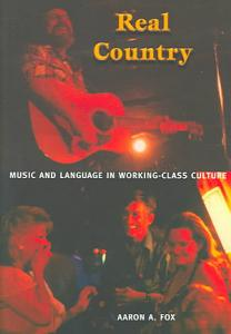 Real Country Book