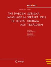 The Swedish Language in the Digital Age