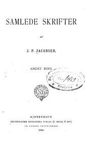 Samlede skrifter: bd. Niels Lyhne. Mogens og andre noveller