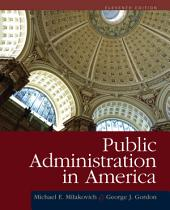 Public Administration in America: Edition 11