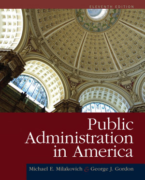 Public Administration in America PDF