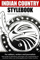Download Indian Country Stylebook Book