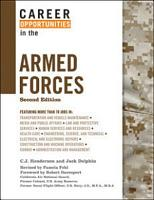 Career Opportunities in the Armed Forces PDF