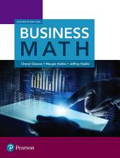 Business Math: Edition 11