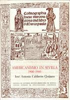 El americanismo en Sevilla  1900 1980 PDF