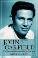 John Garfield PDF