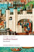 Geoffrey Chaucer  Authors in Context  PDF