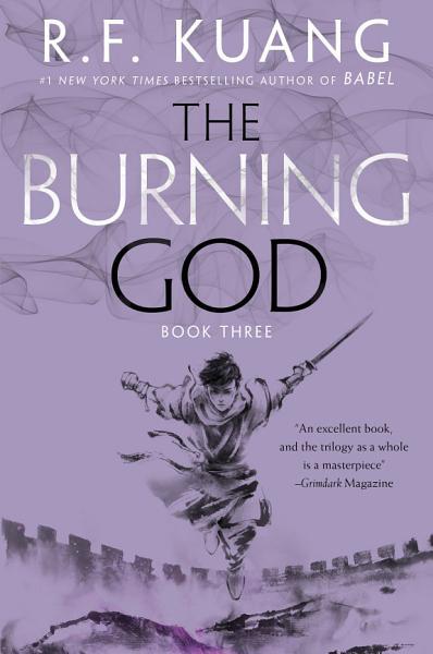 Download The Burning God Book