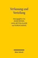 Verfassung und Verteilung PDF