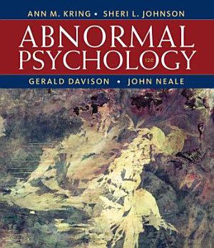 Abnormal Psychology  12th Edition PDF