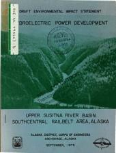 Upper Susitna River Basin Hydroelectric Power: Environmental Impact Statement