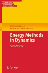 Energy Methods in Dynamics: Edition 2