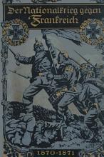 Der Nationalkrieg gegen Frankreich 1870   1871 PDF