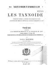 Les tannoïdes: introduction critique à l'histoire physiologique des Tanins et des principes immédiats végétaux qui leur sont chimiquement alliés