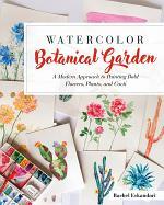 Watercolor Botanical Garden