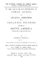 On the Structure and Distribution of Coral Reefs PDF
