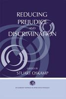Reducing Prejudice and Discrimination PDF