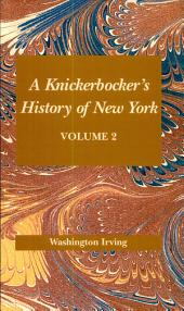 A Knickerbockers' History of New York