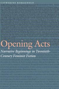 Opening Acts PDF