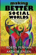 Making Better Social Worlds Book PDF