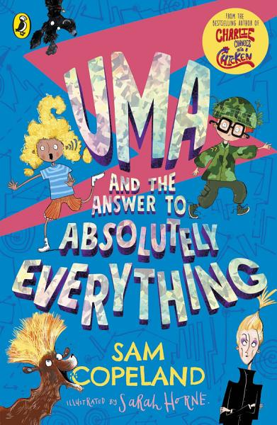 Download Uma and the Answer to Absolutely Everything Book