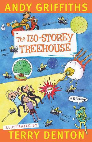 The 130 Storey Treehouse