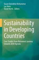 Sustainability in Developing Countries PDF