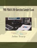 PMI Pba r  200 Question Sample Exam