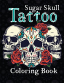 Sugar Skull Tattoo Coloring Book PDF