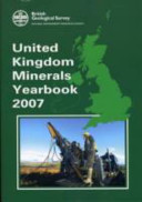 UK Minerals Yearbook   Statistical Data to 2006 PDF