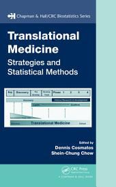 Translational Medicine: Strategies and Statistical Methods