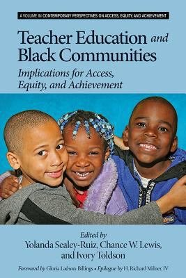 Teacher Education and Black Communities PDF
