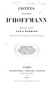 Contes fantastiques d'Hoffmann