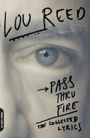 Pass Thru Fire PDF